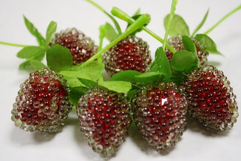 Как сделать ягодки в сахаре